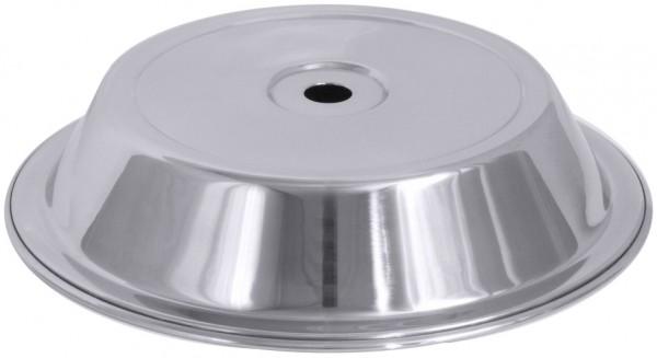 Tellerglocke konische Form Ø Teller 26,6 cm - 27,1 cm - Höhe 4,5 cm