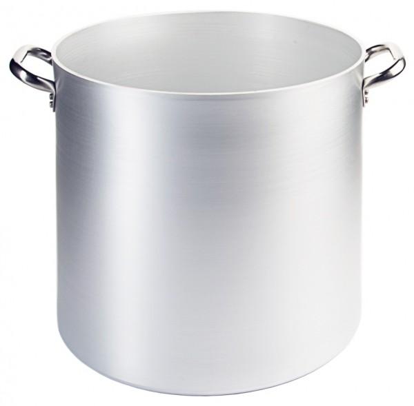 Bouillonkessel Aluminium-36,0 cm-Hoehe 35,0 cm-Volumen 33,0 Liter