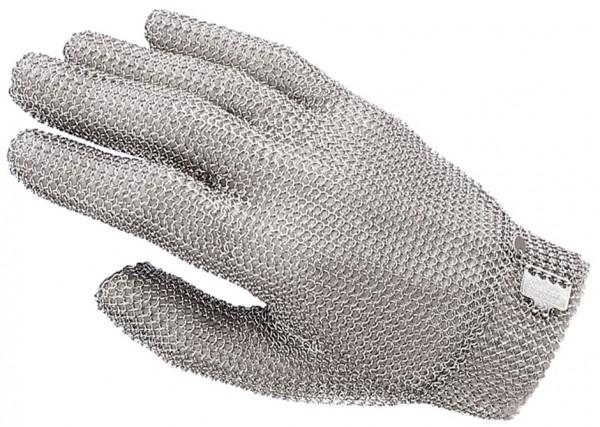 Stechschutzhandschuh-Laenge 24 cm-Breite 13 cm-L ( Groesse 8,5-9 )