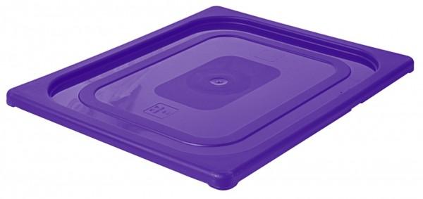 GN-Deckel 1/2, violett