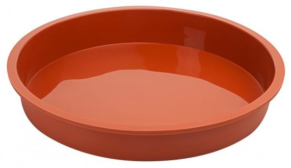 Silikon Kuchenform Ø 28,0 cm - Höhe 4,7 cm