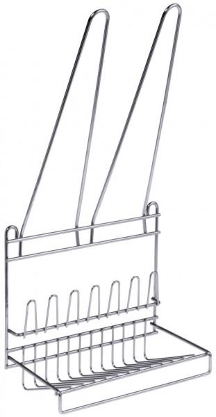 Spritzbeutel & Tüllenaufhänger, Breite 26 cm - Höhe 53,5 cm
