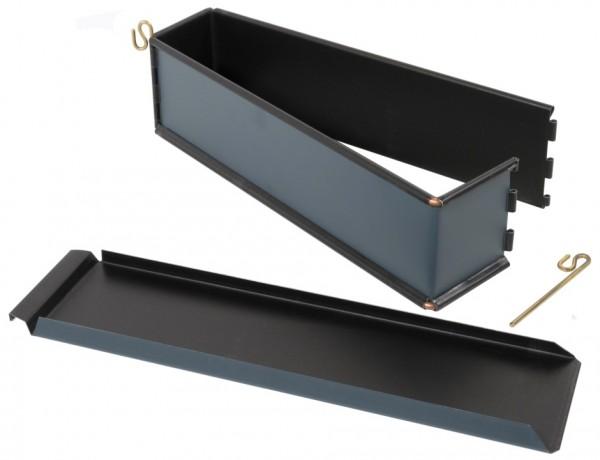Antihaft Pastetenform EXOPAN® - Maße 30,0 x 7,0 cm - Höhe 8,0 cm - Volumen 1,5 Liter
