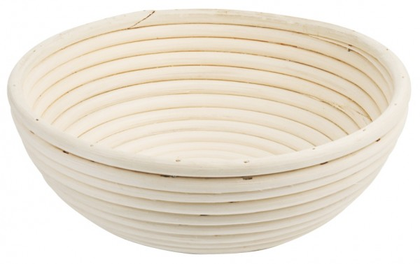 Gaerschale-22,0 x 7,5 cm-fuer 1,0 kg rundes Brot