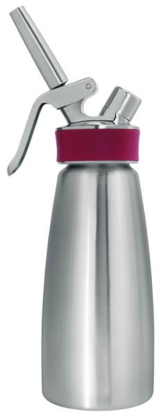 Sahnebereiter seidenmatt max. 8,0 cm-Hoehe 29,0 cm-Inhalt 0,5 Liter