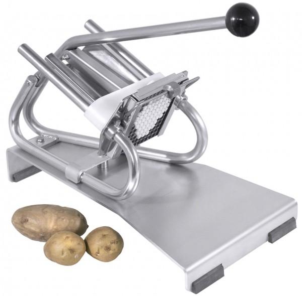 Pommes frites Schneider-Masse 44,0 x 25,0 cm-Hoehe 33,5 cm