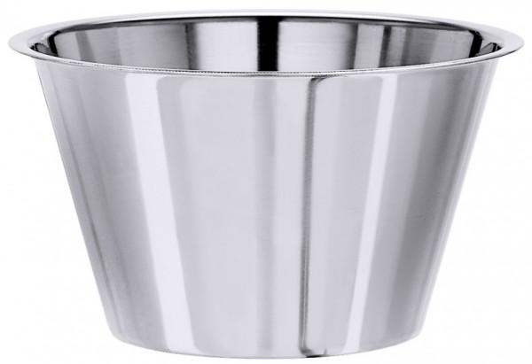 Dariol - Becherförmchen Ø Boden 7,5 cm - Ø innen 12,0 cm - Volumen 500 ml