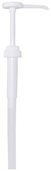 Pumpaufsatz, weiss 30 ml