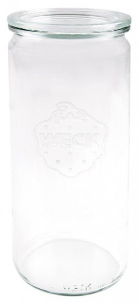 Weck® Stangenglas 1062 ml 8,0 cm-Hoehe 21,0 cm-6 Stk.