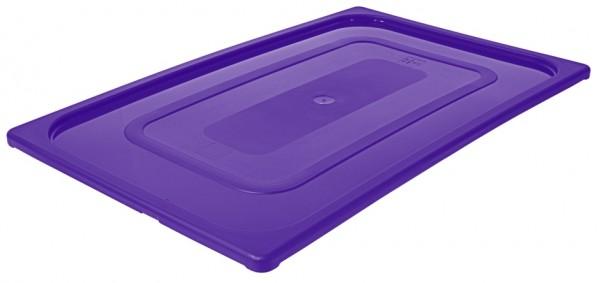 GN-Deckel 1/1, violett