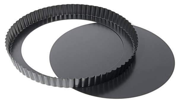 Tortenbodenform 24,0 cm-Hoehe 2,5 cm