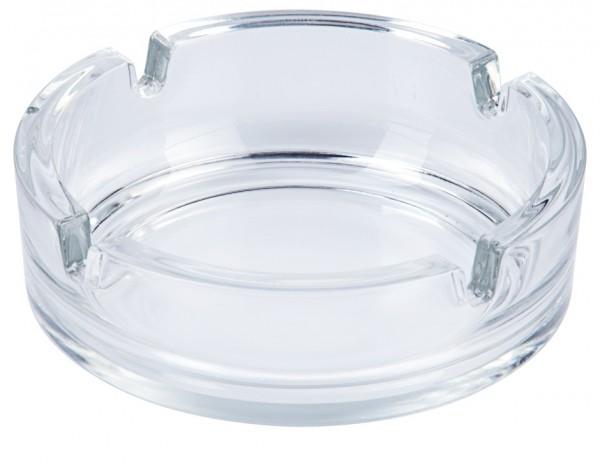 Glas-Aschenbecher 10,5 cm
