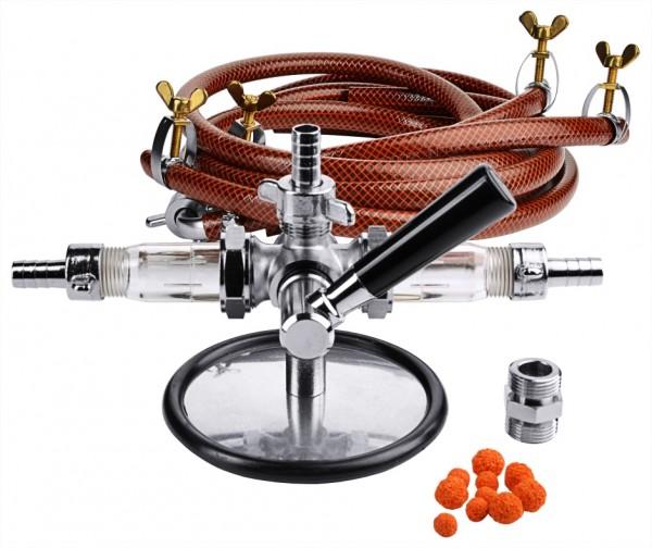 Bierleitungsreiniger-Set fuer 7 + 10 mm Leitungen