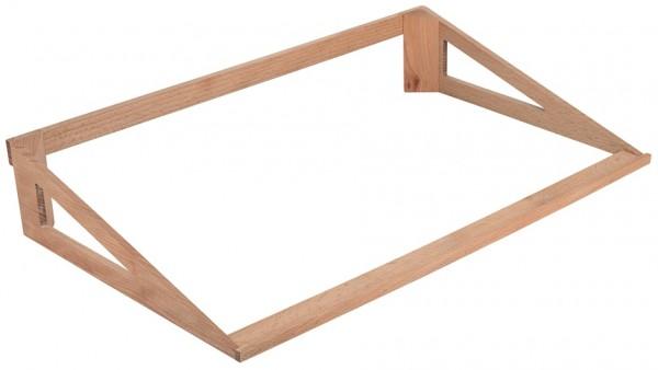 Schraegsteller fuer Holzkasten