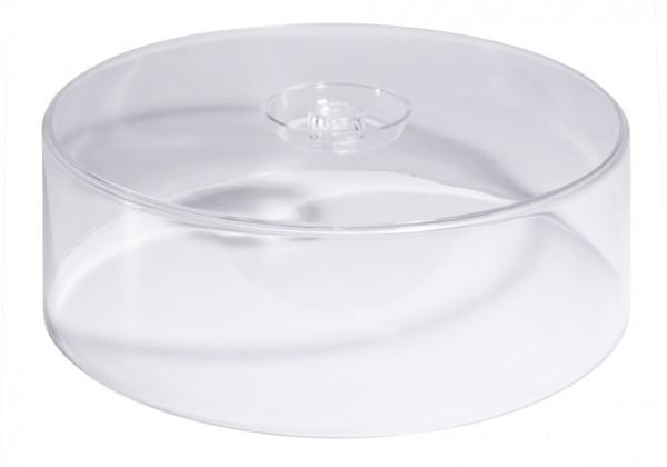 Tortenhaube Luran, hoch 30,0 cm-Hoehe 9,5 cm