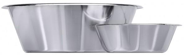 Schüssel flach Ø innen 38,0 cm - Ø Boden 28,5 cm - Inhalt 11,00 Liter