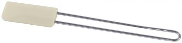 Teigschaber-Flaeche 6,0 cm x 3,0 cm-Laenge 19,0 cm