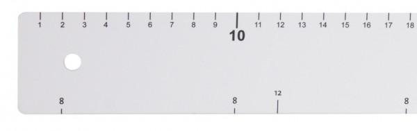 Backlineal 64 cm
