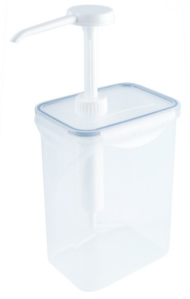 Dispenser 1,5 l, eckig