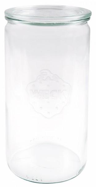 Weck® Stangenglas 1059 ml 10,0 cm-Hoehe 20,5 cm-4 Stk.
