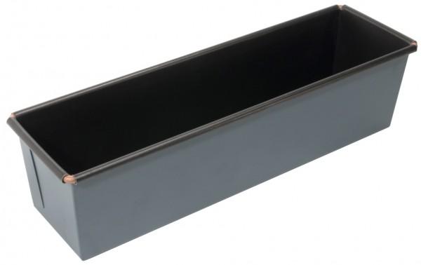 Antihaft Brot-Koenigskuchenform-Masse 30,0 x 8,0 cm-Volumen 1,5 Liter