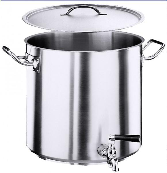 Kartoffelkocher 40,0 cm-50,0Liter-Hoehe 40,0 cm-Boden 34,5 cm