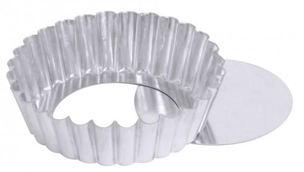 Tortenbodenform 10,0 cm-Hoehe 3,0 cm