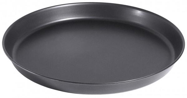 Pizzablech Blaublech-Boden 34,0 cm-Aussen 36,0 cm