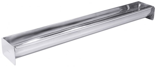Terrinenform-Masse 50,0 x 6,2 cm-Hoehe 4,5 cm-Volumen 1,4 Liter