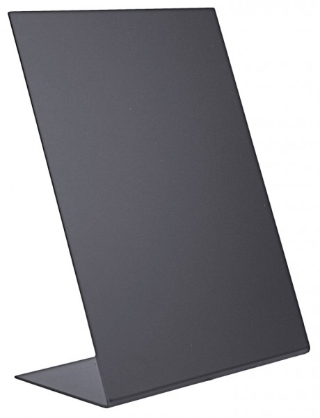 Kreidetafel L-Form A5 (3 St.)