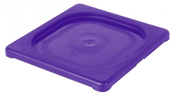 GN-Deckel 1/6, violett