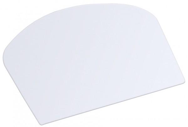 Teigschaber PP 13,0 cm x 10,0 cm