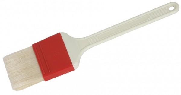 Fett und Kuchenpinsel-Laenge 24,5 cm-Breite 7,5 cm