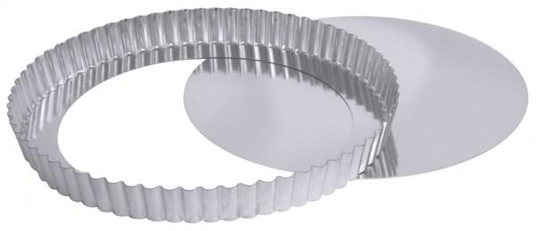 Tortenbodenform 26,0 cm-Hoehe 2,5 cm
