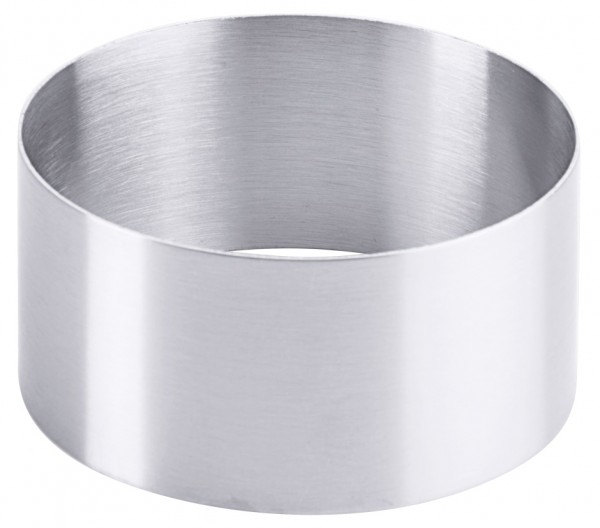 Schaumspeisenring-Ausstecher-innen 10,0 cm-Hoehe 5,0 cm