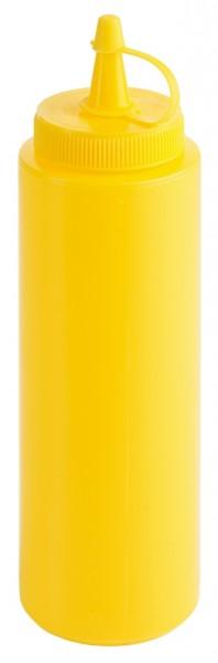 Quetschflasche 0,25 l, gelb