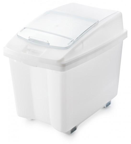 Zutatenbehälter auf Rollen - Volumen 100 Liter