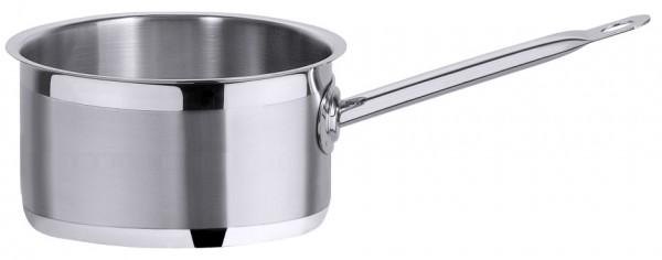 Stielkasserolle hoch 16 cm-2,50Liter-Hoehe 13 cm-Boden 15 cm