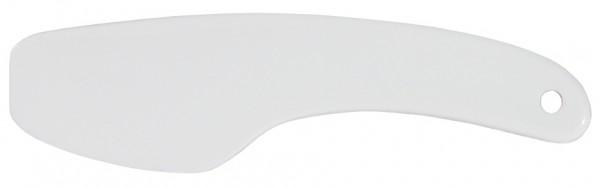 Teigspachtel aus Nylon-Breite 5,0 cm-Laenge 19,0 cm