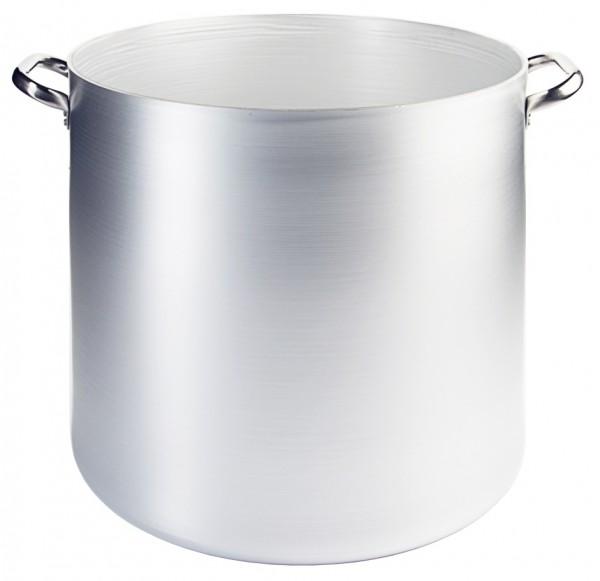 Bouillonkessel Aluminium-45,0 cm-Hoehe 45,0 cm-Volumen 65,0 Liter