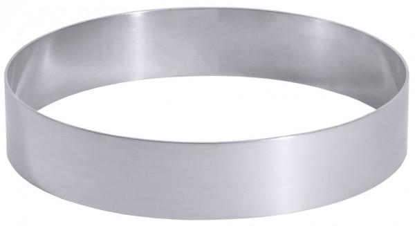 Tortenring 26,0 cm-Hoehe 5,0 cm