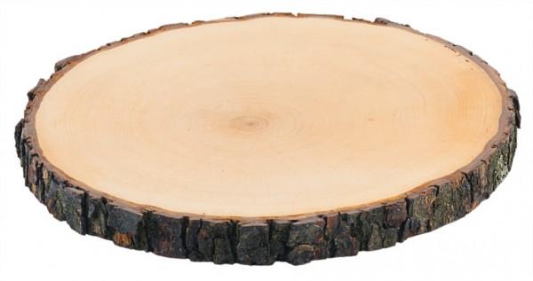 Rindenbrett rund 20-22 cm
