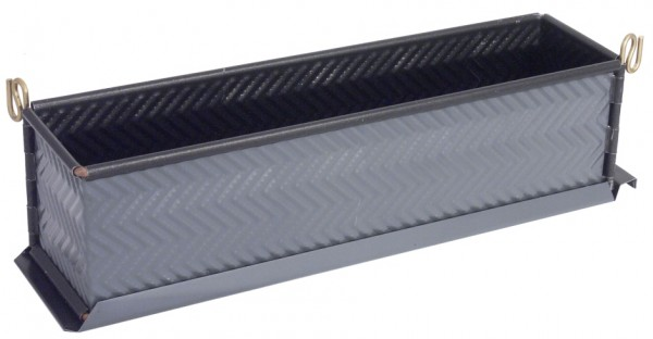 Antihaft Pastetenform EXOPAN®-Masse 30,0 x 7,0 cm-Hoehe 8,0 cm-Volumen 1,5 Liter