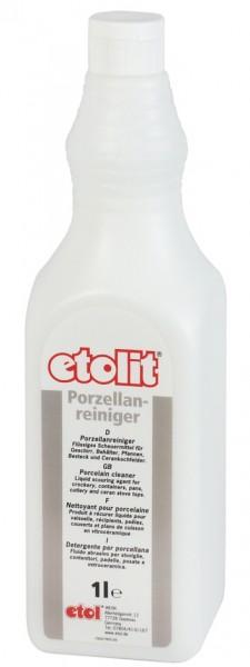 Porzellanreiniger Etolit® 1,0 Liter-Flasche