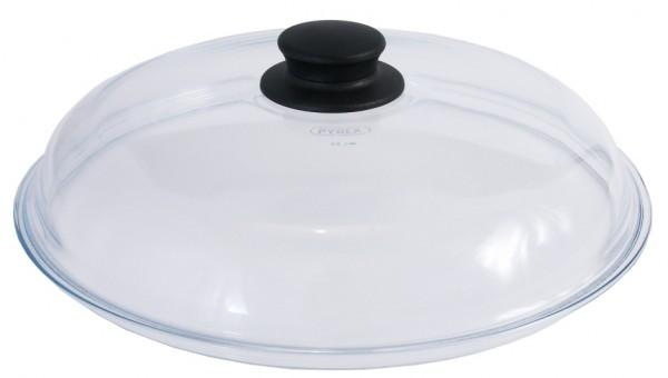 Pyrex - Glasdeckel Ø 28 cm