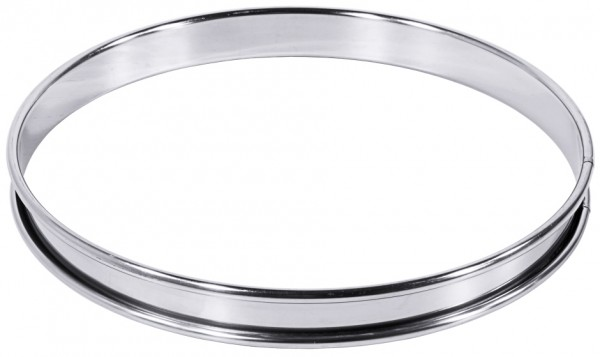 Tortenring 20,0 cm-Hoehe 2,0 cm