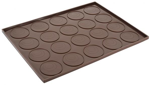 Silikon-Backmatte Antihaft Macarons - 20 Formen