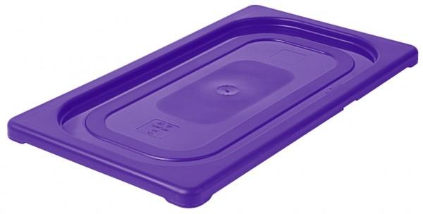 GN-Deckel 1/3, violett
