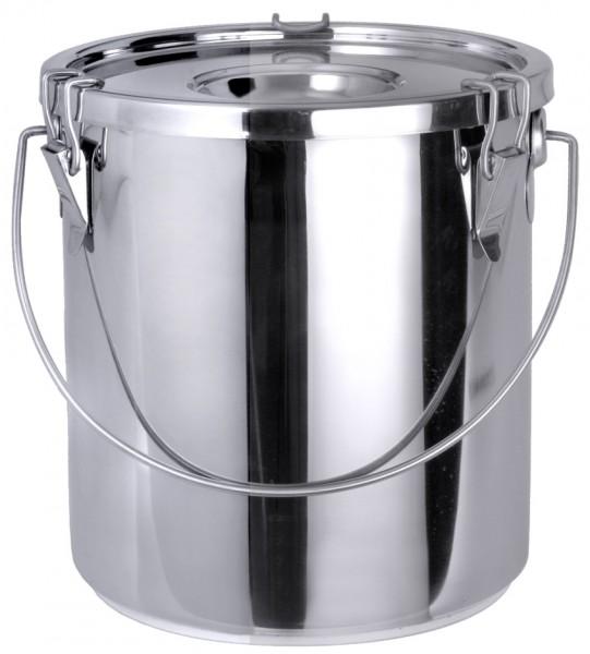Transporteimer 24 cm-Inhalt 6,5 Liter-Hoehe 16,0 cm