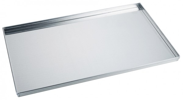 Backblech GN 1/1 - Maße 53,0 x 32,5 cm - Höhe 2,0 cm